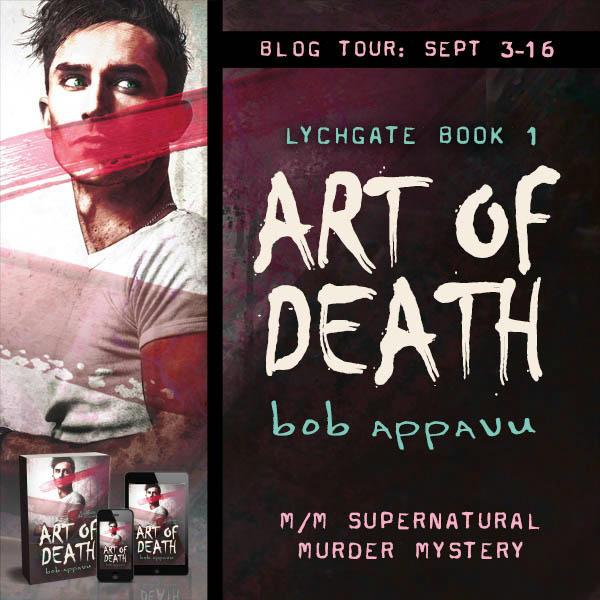Bob Appavu - Art of Death Promo 3