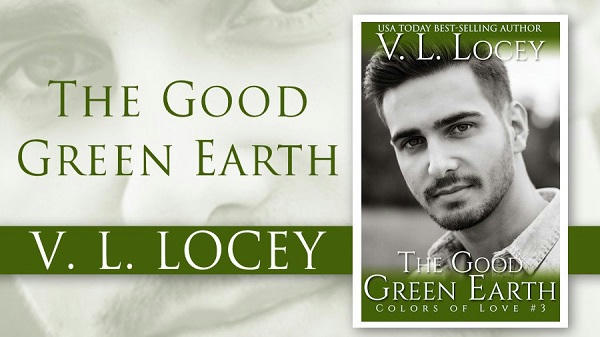 V.L. Locey - The Good Green Earth Banner