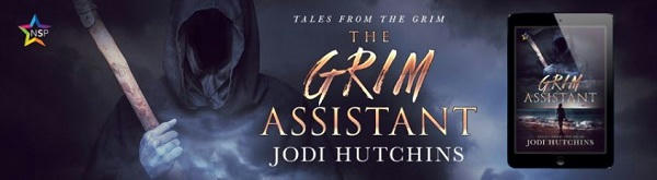 Jodi Hutchins - The Grim Assistant NineStar Banner