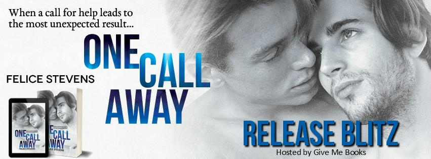 Felice Stevens - One Call Away RB Banner