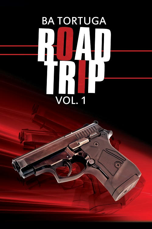 B.A. Tortuga - Road Trip Vol 1 Cover