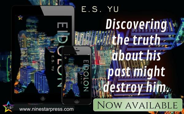 E.S. Yu - Eidolon Now Available