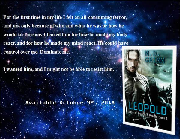 M.D. Grimm - Leopold Promo 3