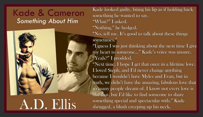 A.D. Ellis - Kade & Cameron Teaser 1