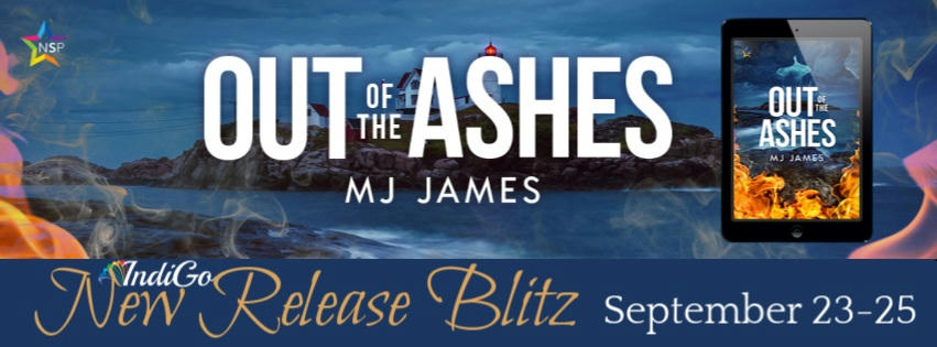 M.J. James - Out of the Ashes RB Banner