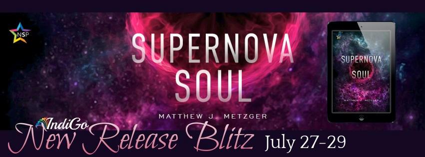 Matthew J. Metzger - Supernova Soul RB Banner
