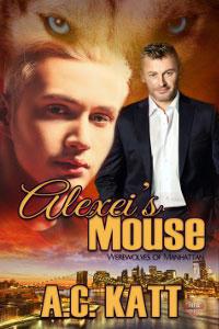 A.C. Katt - 05 - Alexei's Mouse Cover
