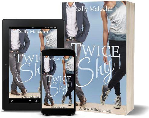 Sally Malcom - Twice Shy 3d Promo