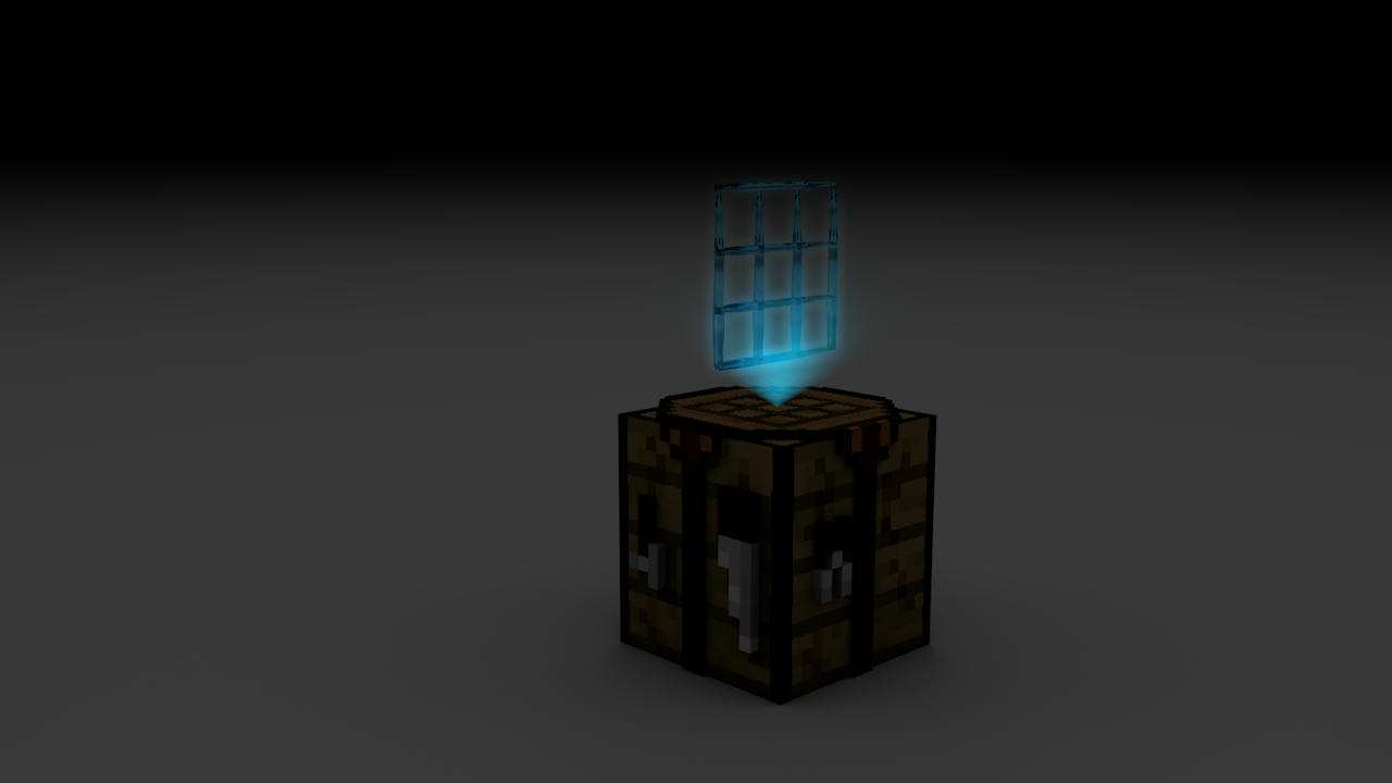 advanced crafting table cinema 4d advanced crafting table rig other fan 1024