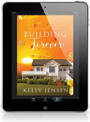 Kelly Jensen - Building Forever 3d Cover