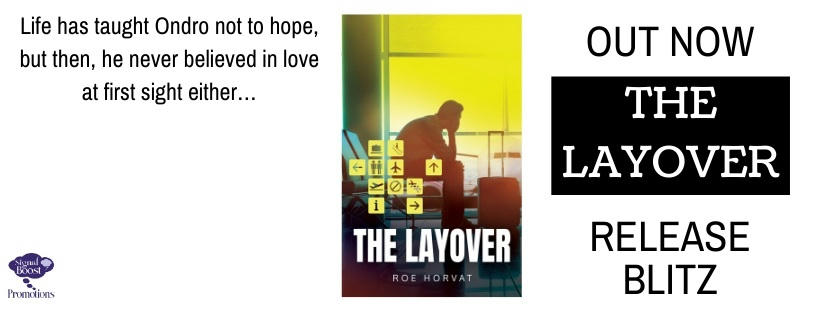 Roe Horvat - The Layover RBBanner