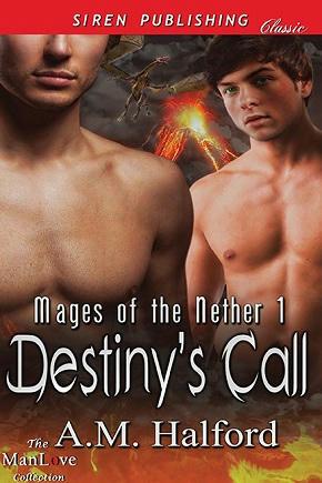 A.M. Halford - Destiny's Call Cover