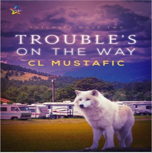C.L. Mustafic - Trouble's On the Way Square