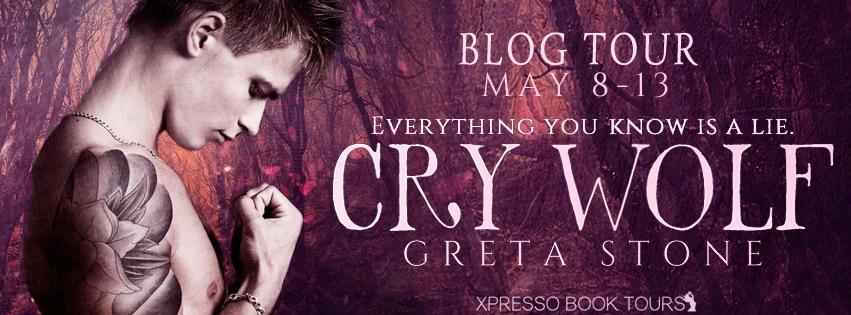 Greta Stone - Cry Wolf Banner