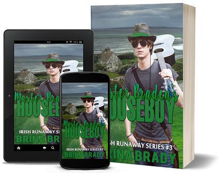 Brina Brady - Master Braden's Houseboy 3d Promo