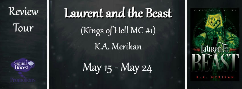K.A. Merikan - Laurent and the Beast BT Banner