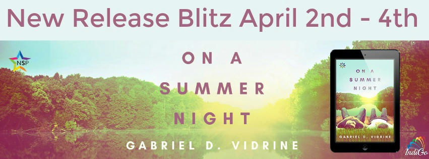 Gabriel D. Vidrine - On a Summer Night RB Banner