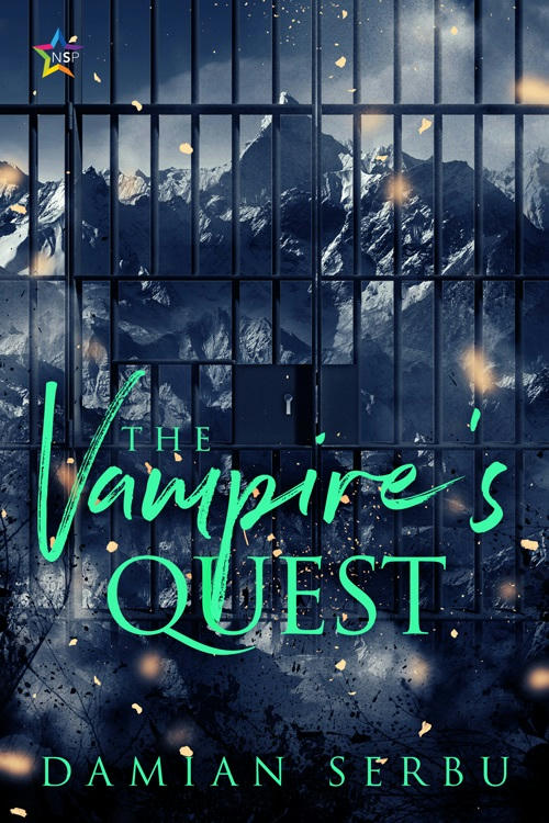 Damian Serbu - The Vampire's Quest Cover
