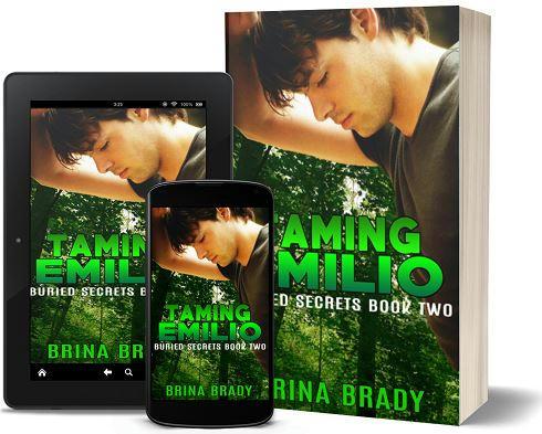 Brina Brady - Taming Emilio 3d Promo
