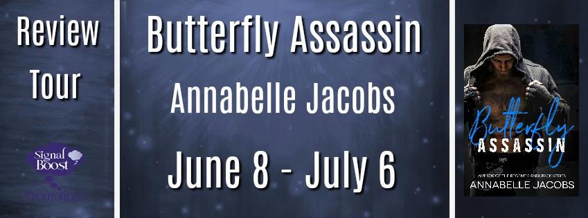 Annabelle Jacobs - Butterfly Assassin RTBanner