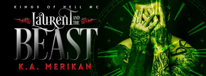 K.A. Merikan - Laurent and the Beast Banner