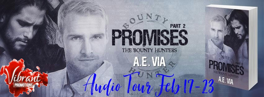 A.E. Via - Promises 2 Audio Tour Banner