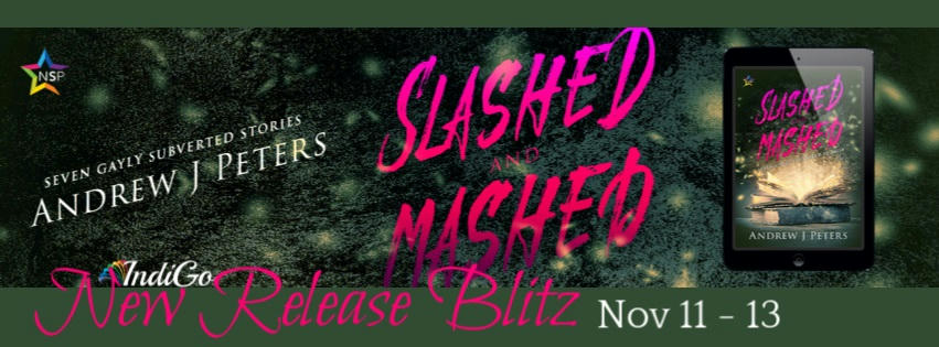 Andrew J. Peters - Slashed and Mashed RB Banner