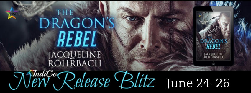 Jacqueline Rohrbach - The Dragon's Rebel BT Banner