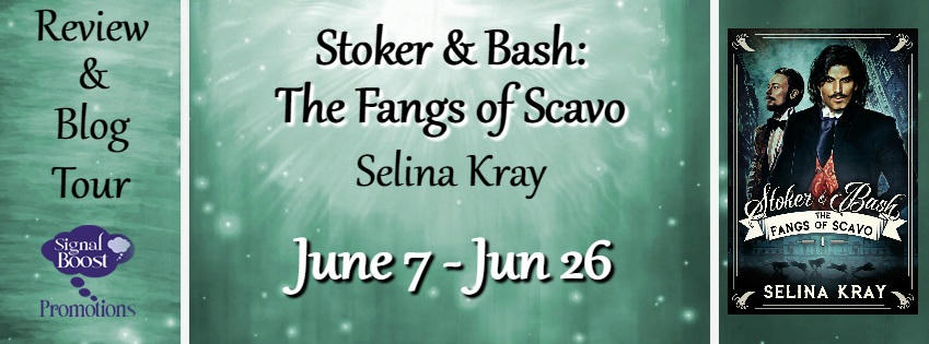Selina Kray - The Fangs of Scavo RT Banner