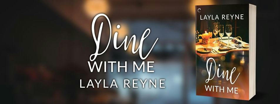 Layla Reyne - Dine With Me Banner