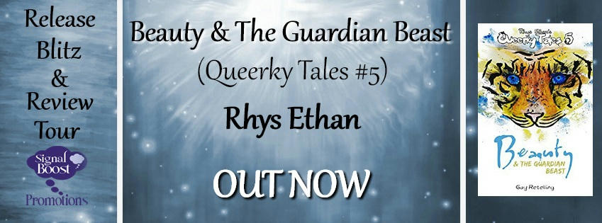 Rhys Ethan - Beauty & The Guardian Beast TourBanner