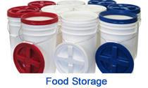 Food Storage: Dry