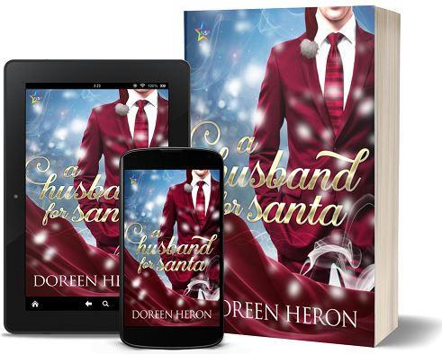 Doreen Heron - A Husband for Santa 3d Promo