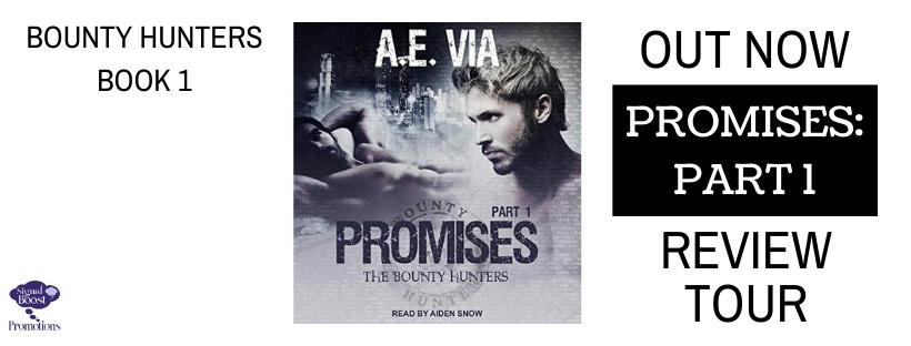 A.E. VIA - PROMISES PART 1 Audio RTBANNER-127