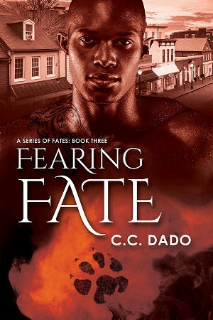 C.C. Dado - Fearing Fate Cover