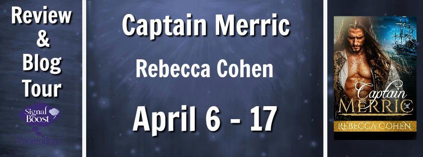 Rebecca Cohen - Captain Merric RTBanner