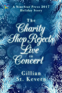 Gillain St. Kevern - The Charity Shop Reject Live In Concert Cover