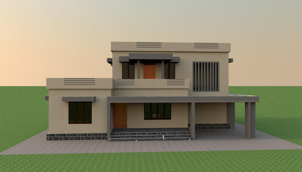 Sweet home 3d forum view thread 4 bed house for Sweet home 3d arredamento