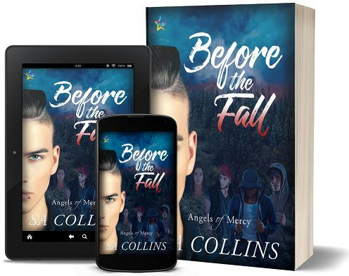 S.A. Collins - Before the Fall 3d Promo