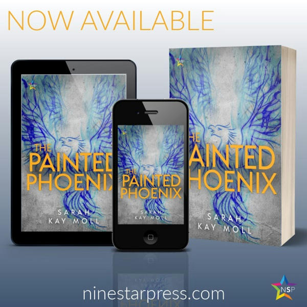 Sarah Kay Moll - The Painted Phoenix Now Available