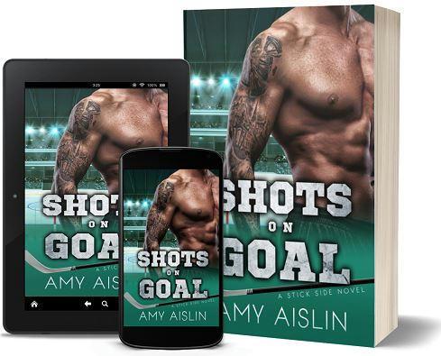Amy Aislin - Shots on Goal 3d Promo