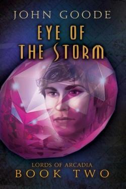 John Goode - Eye of the Storm Cover