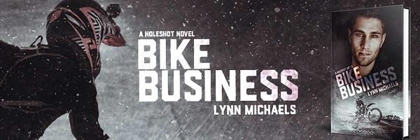 Lynn Michaels - Bike Business Banner