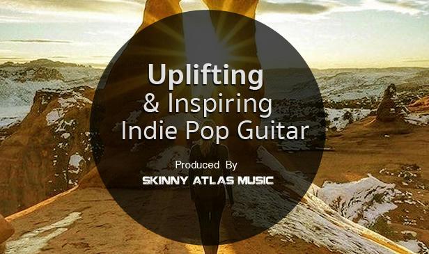 Uplifting & Inspiring Indie Pop Guitar - 1