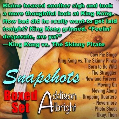 Addison Albright - Snapshot Teaser 4