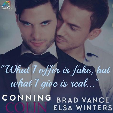 Brad Vance & Elsa Winters - Conning Colin Teaser