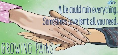 Cass Lennox - Growing Pains Banner