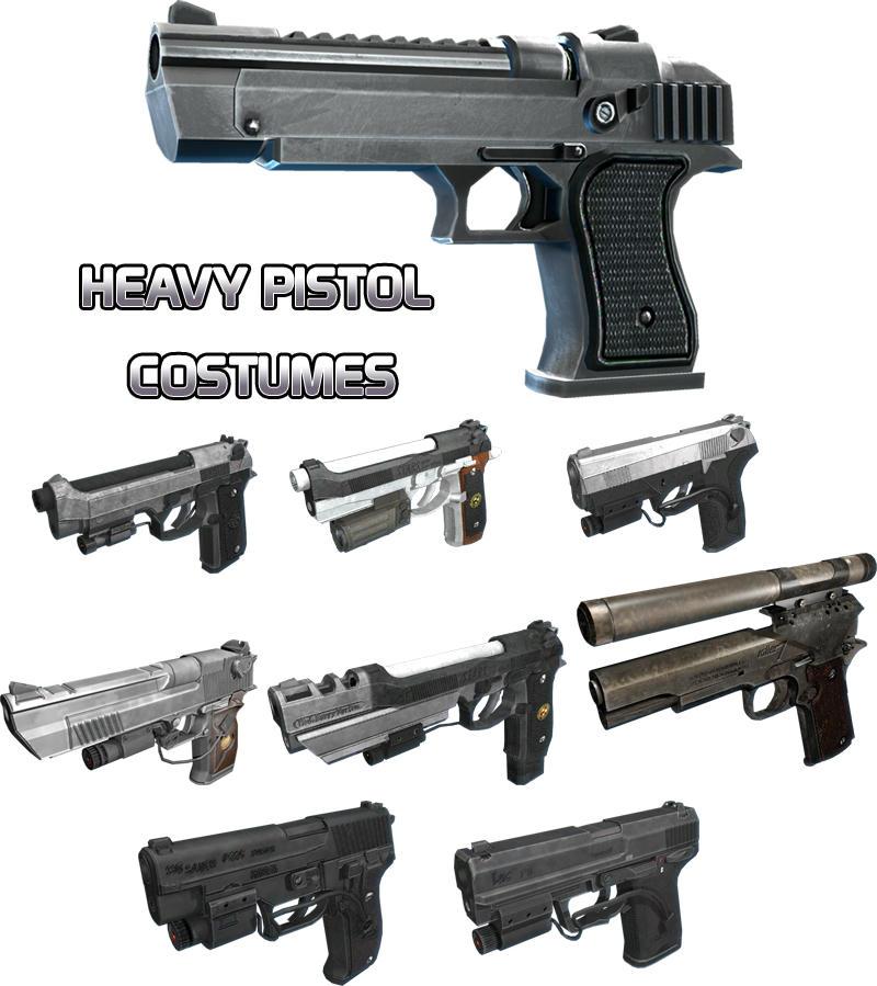 Steam Workshop :: RE5 pistol style pack