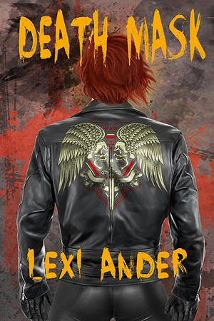 Lexi Ander - Death Mask Cover s