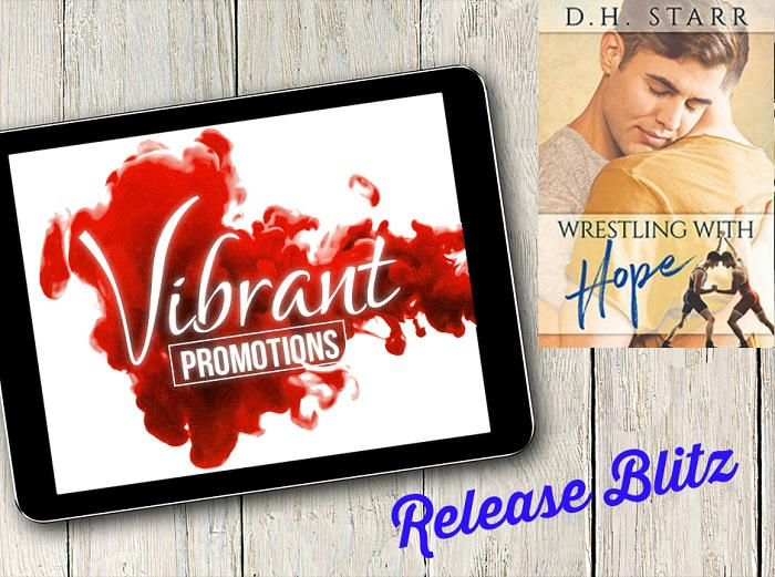 D.H. Starr - Wrestling With Hope RDB Banner